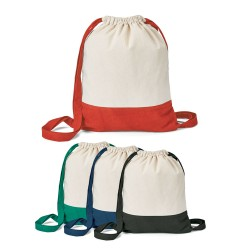 Cotton Backbag (P92913)