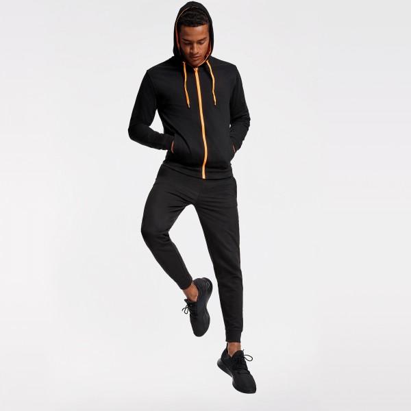 Zip Hooded Sweatshirt Fuji (1105)