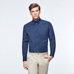 Mens longsleeve shirt Roly Aifos 5504