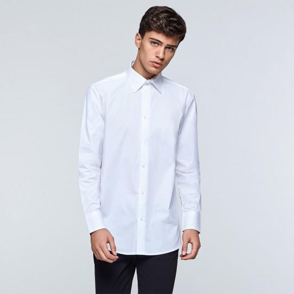 Mens longsleeve shirt Roly Moscu 5506