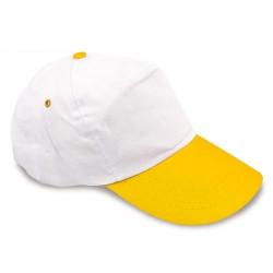 TWO COLORS 5 PANELS CAP (T-103)