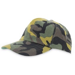Camouflage cap (T-131)