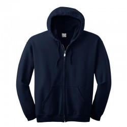 Zip Hooded Sweatshirt  9359