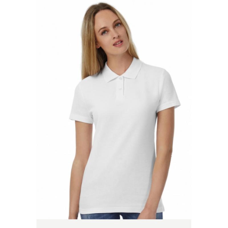 5ceb96dc1da Γυναικείο μπλουζάκι πόλο B&C κωδ. ID001